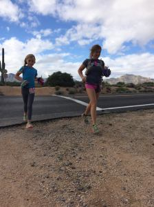 Running to the finish! Thanks for the photo Jess Soco.